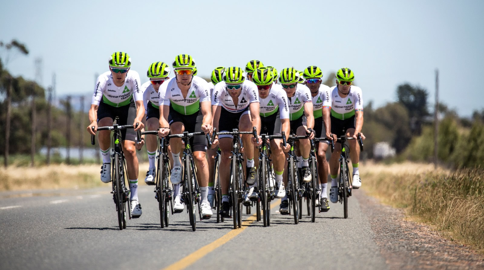 Solrx proud sponsors of team dimension data for quebeka